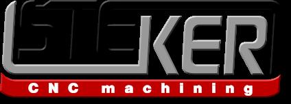 ŠTEKER - CNC machining